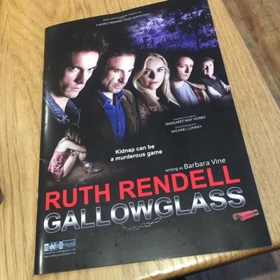 Review: Gallowglass
